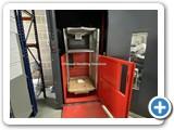 Mezzanine Goods Lift London