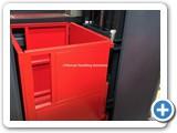 Mezzanine Goods Lift Roll Cages London