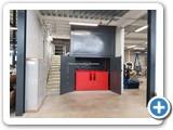 Goods Lift Twin Interlocked Doors