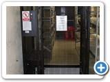 Upper Level Goods Lift for Charles Tyrwhitt Mezz Lift, 250kg installed  Newport Pagnell, Milton Keynes