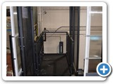 Manaul Handling Solutions Mezz Lift installed in Halstead Essex