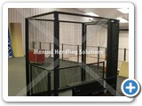 Mezz Lift Installed  by Manual Handling Solutions