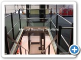 Mezz Lift Installed at Central Presentations by MHS