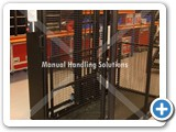 Mezz Lift Installed at Central Presentations from Manual Handling Solutions