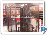 Central Presentations Mezz Lift by Manual Handling Solutions