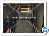 Mezz Lift Installed at Central Presentations by Manual Handling Solutions