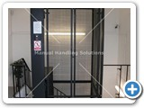 Goods Lift 500kg Manual Handling Solutions Mezz Lift