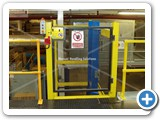 Bespoke 500kg Mast Design Goods Lift from Manual Handling Solutions
