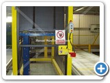 Bespoke Goods Lift for D S Smith Packaging by Manual Handling Solutions