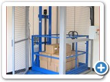 Mezzanine Goods Floor Lift