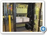 Goods Lift - Waist Height – Hand Loaded installed by Manual handling Solutions