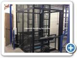 Goods Lift installed in Basildon Essex