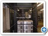 goods lift pallet