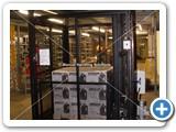 pallet lift goods lift