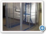 Mezzanine Floor Lift, Goods Lift, Masteroast Peterborough