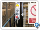 3 stop Goods Lift Controls