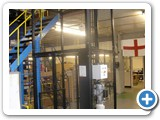 Mezzanine Goods Floor Lifters by Manual Handling Solutions