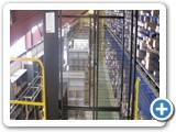 Manual Handling Solutions Mezzanine Goods Floor Lifter