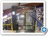 Manual Handling Solutions Mezzanine Goods Floor Lifters