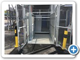 Goods Lift Outside