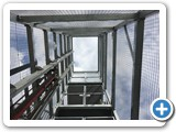 Goods Lift Shaft Hot Dipped