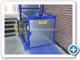 goods lift platform Manual Handling Solutions