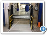 bay dock platform lift