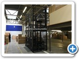 Mezzanine Goods Lifts UK