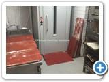 Basement Trolley Lift Bakery