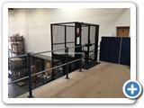 Mezzanine Goods Lifts